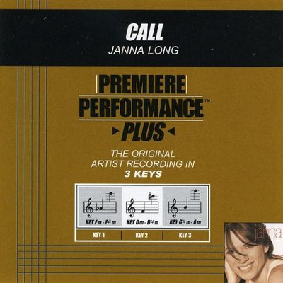 Call (Premiere Performance Plus Track)  [Music Download] -     By: Janna Long