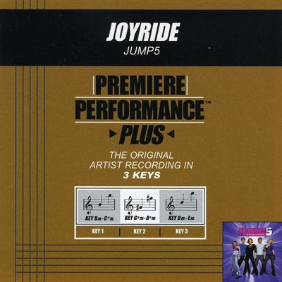 Joyride (Premiere Performance Plus Track)  [Music Download] -     By: Jump5