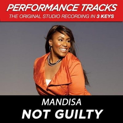 Not Guilty  [Music Download] -     By: Mandisa