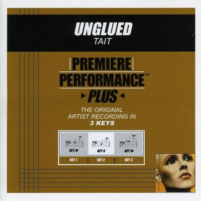 Unglued (Premiere Performance Plus Track)  [Music Download] -     By: Tait