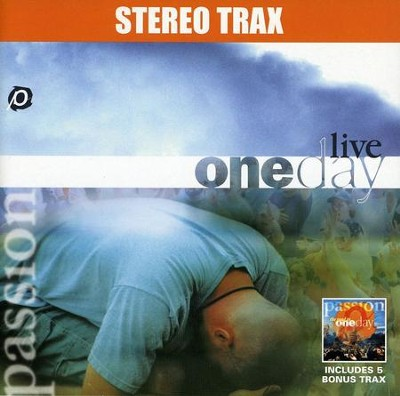 Better Is One Day (Stereo Trax)  [Music Download] -     By: Passion