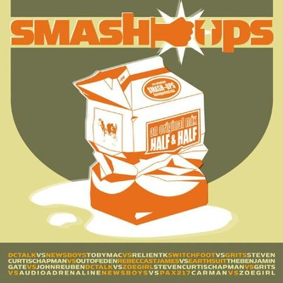 Who's In The House Vs Even If (Smash Ups Album Version)  [Music Download] -     By: ZOEgirl