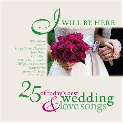 I Will Be Here (More To This Life Album Version)  [Music Download] -     By: Steven Curtis Chapman