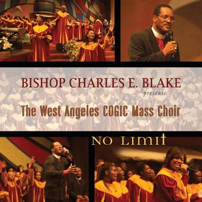 Medley - Part 2: We Exalt Thee  [Music Download] -     By: The West Angeles COGIC Mass Choir & Cong.