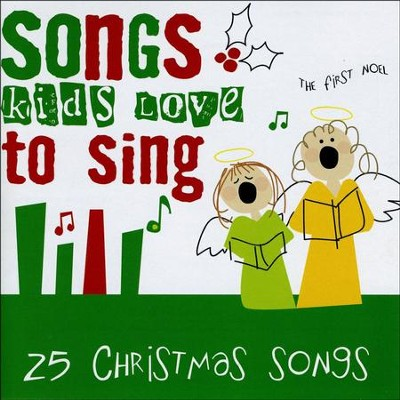 25 Christmas Songs Kids Love  [Music Download] -     By: Various Artists