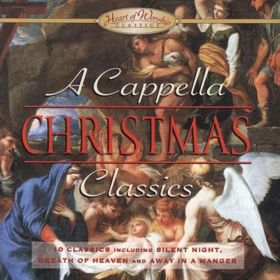 While Shepherds Watched Their Flocks (A Cappella Christmas Album Version)  [Music Download] -     By: Various Artists