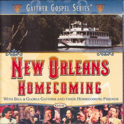 Jesus Loves Me (New Orleans Homecoming Version)  [Music Download] -     By: Jackie Harling