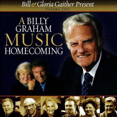 Rock Of Ages (A Billy Graham Music Homecoming Volume 1 Version)  [Music Download] -     By: The Martins