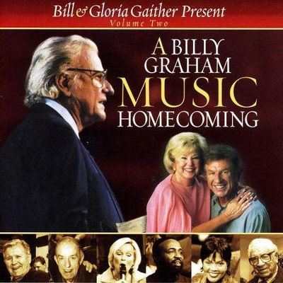 It Is No Secret (A Billy Graham Music Homecoming - Volume 2 Version)  [Music Download] -     By: Bill Gaither