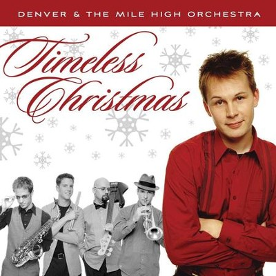 Frosty The Bluesman  [Music Download] -     By: Denver & The Mile High Orchestra