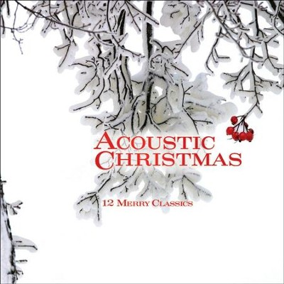 Acoustic Christmas  [Music Download] -     By: Various Artists