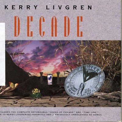 Decade - Box Set  [Music Download] -     By: Kerry Livgren