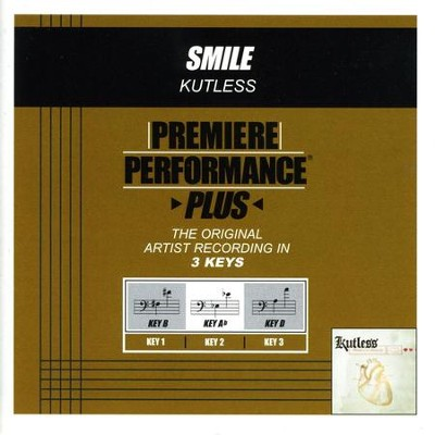 Smile (Premiere Performance Plus Track)  [Music Download] -     By: Kutless