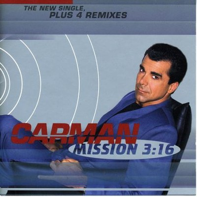 Mission 3:16 EP  [Music Download] -     By: Carman