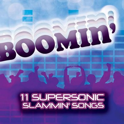 Boomin'  [Music Download] -     By: TobyMac