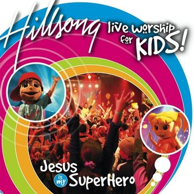 Superhero  [Music Download] -     By: Hillsong Kids
