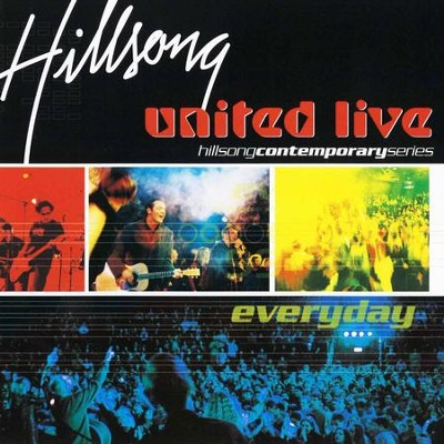 Everyday (Live)  [Music Download] -     By: Hillsong UNITED