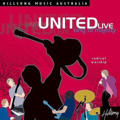 King Of Majesty  [Music Download] -     By: Hillsong UNITED