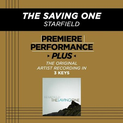 Premiere Performance Plus: The Saving One  [Music Download] -     By: Starfield