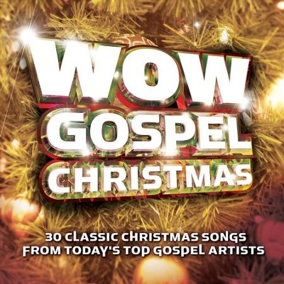 Wow Gospel Christmas  [Music Download] -     By: Various Artists