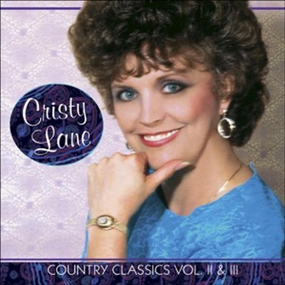 I Have A Dream  [Music Download] -     By: Cristy Lane