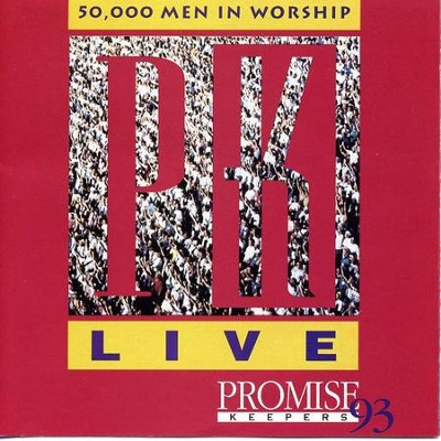 Promise Keepers Live '93  [Music Download] -     By: Maranatha! Promise Band
