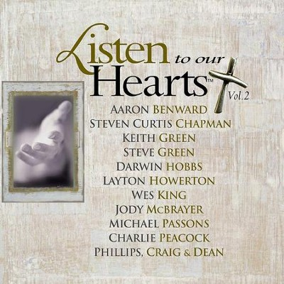 Listen To Our Hearts Vol. 2  [Music Download] -     By: Various Artists