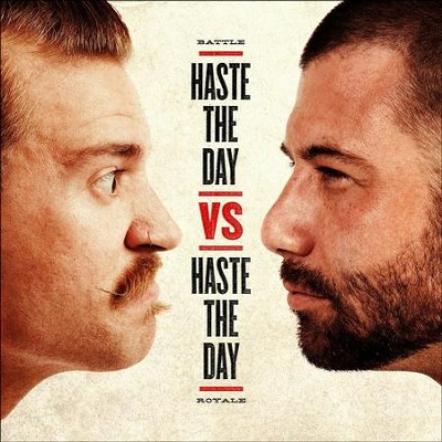 Haste The Day vs. Haste The Day (Live)  [Music Download] -     By: Haste The Day