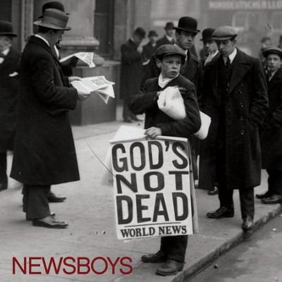 I Am Second  [Music Download] -     By: Newsboys