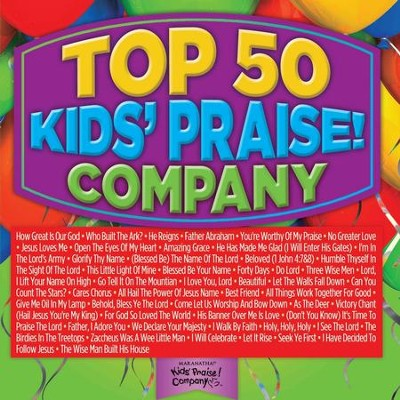 I Have Decided to Follow Jesus  [Music Download] -     By: Kids Praise Kids