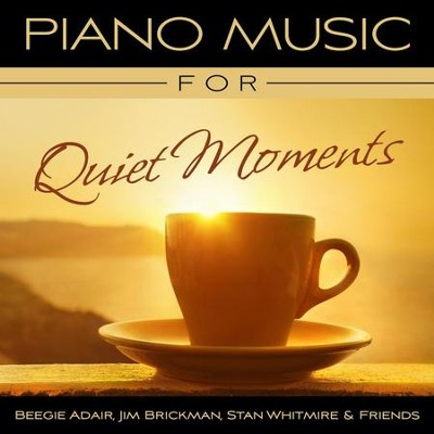 Piano Music For Quiet Moments  [Music Download] -     By: Beegie Adair
