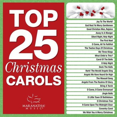 Away In The Manger (Top 40 Christmas Album Version)  [Music Download] -     By: Maranatha! Singers