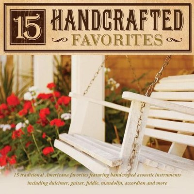 15 Handcrafted Favorites  [Music Download] -     By: Craig Duncan