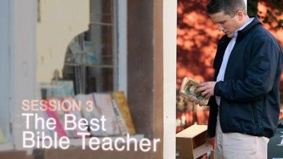 The Best Bible Teacher, Session 3   [Video Download] -     By: Jim Cymbala