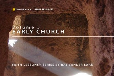 That The World May Know ®, Vol. 5: Early Church   [Video Download] -     By: Ray Vander Laan