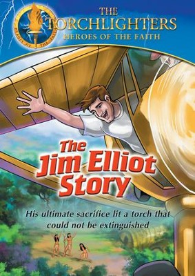 Torchlighters: Jim Elliot Story  [Video Download] -