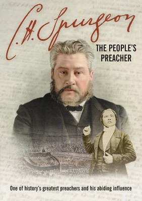 C.H. Spurgeon The People's Preacher  [Video Download] -
