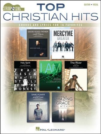 Top Christian Hits Guitar 9781495058752 Christianbook