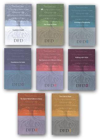 Design for Discipleship Series, 1-7 & Leader's Guide