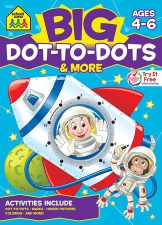 Big Dot-to-Dots & More: 9781601597465 - Christianbook.com