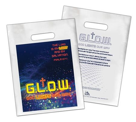 Lord is My Light Goodie Bags, Pack of 12