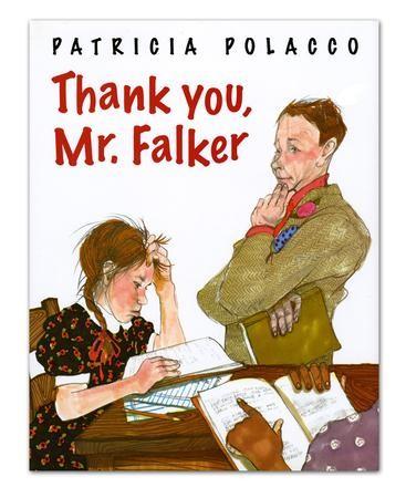 Thank You, Mr Falker!: Patricia Polacco: 9780399231667 - Christianbook.com