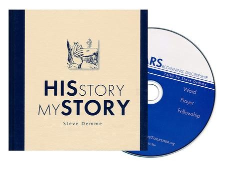 His Story, My Story--Book and CD