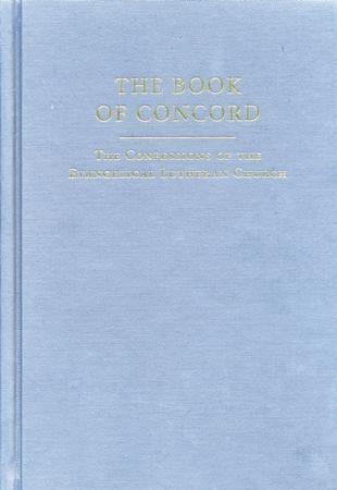 Book of concord study guide