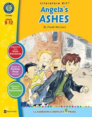 Angela S Ashes Literature Kit Gr 9 12 PDF Download Download
