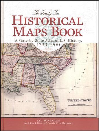 the family tree historical maps book allison dolan 9781440336782