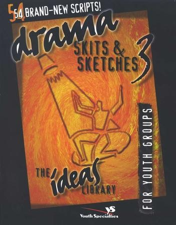 drama skits sketches 3 for youth groups 9780310238232 christianbookcom - Christmas Skits For Youth