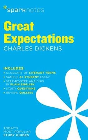 Great Expectations Sparknotes Literature Guide Charles Dickens