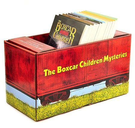 The Boxcar Children Mysteries Volumes 1 12