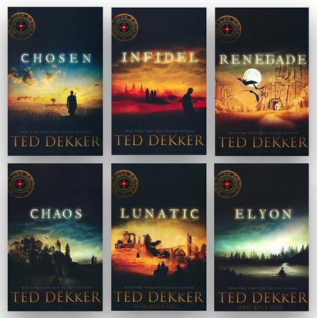 Infidel The Lost Books 2 By Ted Dekker